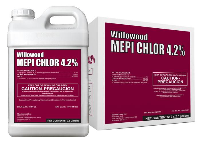 MEPI CHLOR 4.2% Box and Jug