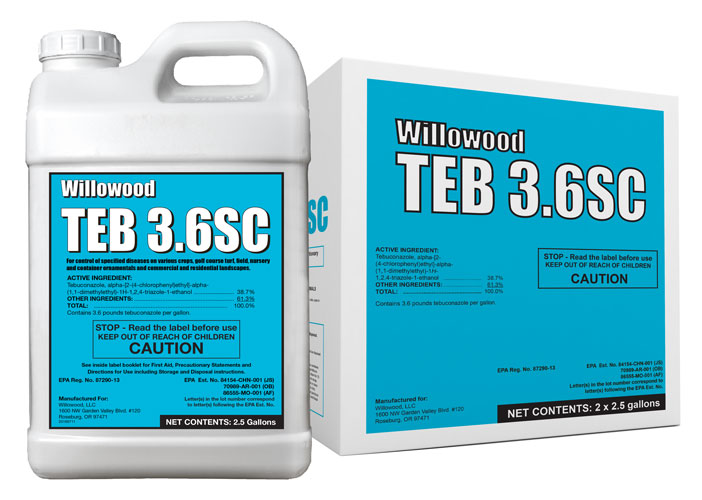 TEB 3.6SC Box and Jug