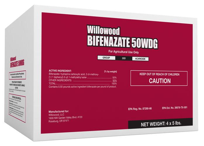 BIFENAZATE 50WSP Box